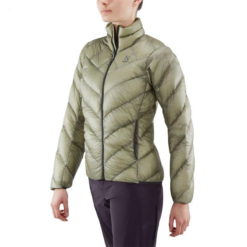 huge selection of 48e3b af7de Haglöfs L.I.M Essens Jacket Women | ultraleichte Daunenjacke Damen