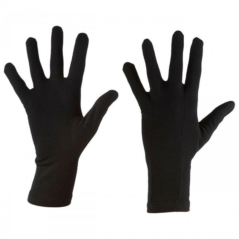 Icebreaker Unisex Oasis Glove Liners dünne Merinowoll Handschuhe enge Passform