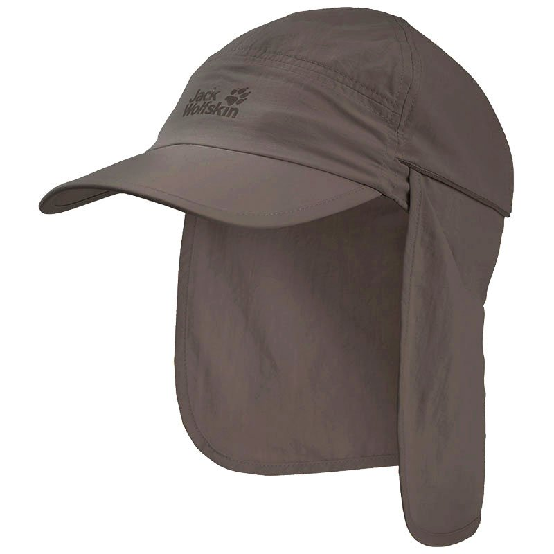 caps mit nackenschutz jack wolfskin damen