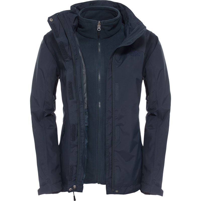 the north face women 39 s evolution ii triclimatic jacket. Black Bedroom Furniture Sets. Home Design Ideas
