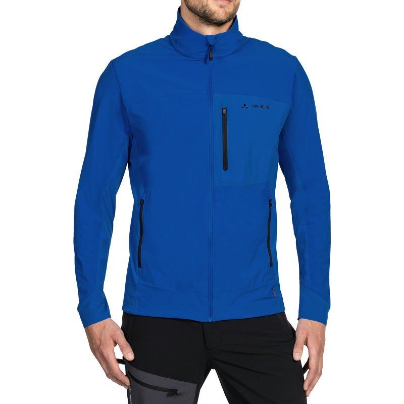 new product 0b2a2 8d1ef VAUDE Men's Badile Softshell Jacket | elastische Softshelljacke Herren