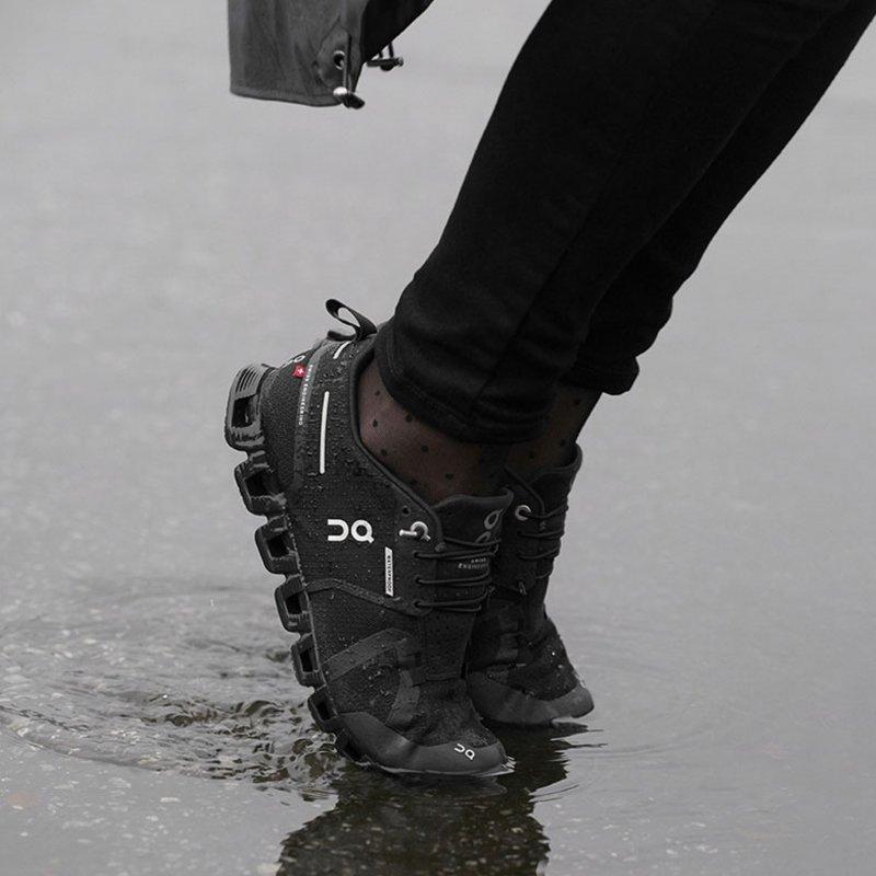 on Cloud Waterproof wasserdichte Ultraleicht Laufschuhe DamenFreizeitschuhe Damen