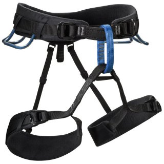 Black Diamond Momentum DS Harness | Allround-Klettergurt Unisex