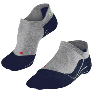 FALKE Running RU4 Short Men Laufsocken Herren light grey 44-45