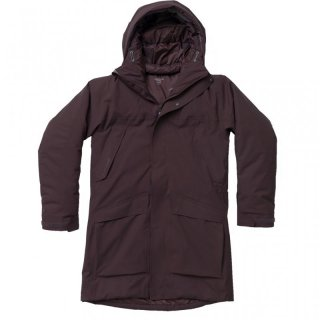 HOUDINI Ws Fall in Parka - leichter Wintermantel Damen mit Primaloft-Wattierung red illusion M / 40