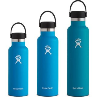 Hydro Flask Bottle Standard Mouth | Isolierflasche/Thermoflasche
