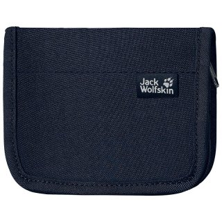 Jack Wolfskin First Class - Reise-Portemonnaie/Geldbörse night blue