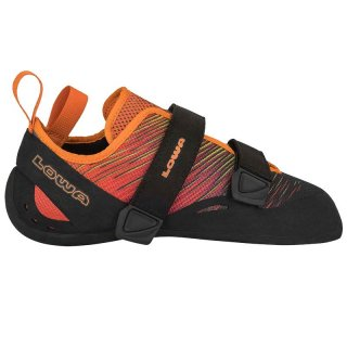 LOWA Parrot VCR - Allround-Kletterschuhe Unisex orange/limon 40 / 6.5 UK