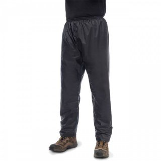 MAC IN A SAC Origin Full Zip Trousers - Überziehhose/Regenhose Unisex yet black XS