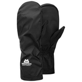 Mountain Equipment Drilite Overmitt - wasserdichte Überhandschuhe/Fäustlinge Unisex black L
