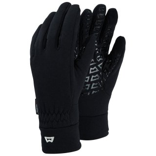 Mountain Equipment Touch Screen Grip Glove | silikonbechichtete Allroundhandschuhe Herren black M