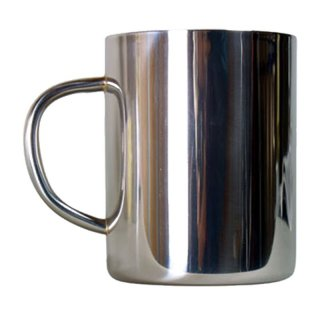 Relags Stainless Steel Thermal Mug Edelstahl Thermobecher poliert 300 ml