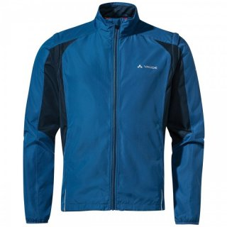 VAUDE Mens Dundee Classic Zip Off | Radjacke/Windjacke Herren indian red XXL / 56