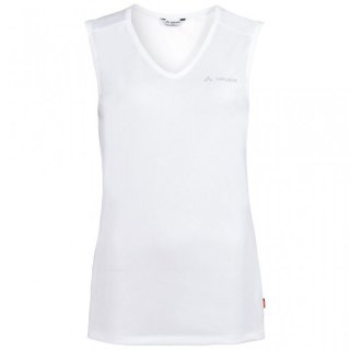 VAUDE Womens Essential Top - Funktionstop Damen white 44 / XL