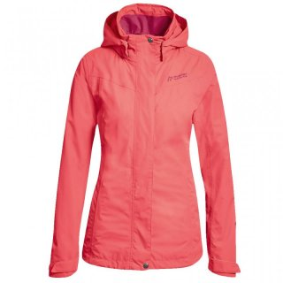 maier sports Metor Women | Allround-Regenjacke/Funktionsjacke Damen, Kurzgröße