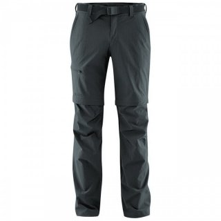 maier sports Tajo Men | Zipp-Off Wanderhose Herren graphite 50