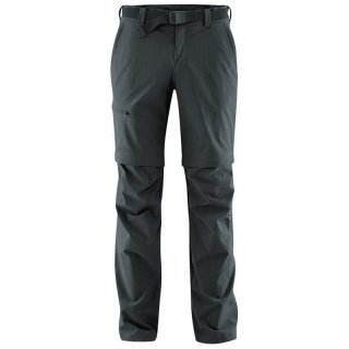 maier sports Tajo Men | Zipp-Off Wanderhose Herren graphite 48