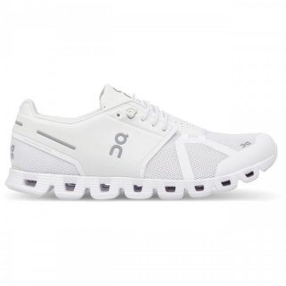 on Cloud - Ultraleicht-Laufschuhe Damen/Freizeitschuhe Damen all white 38.5 / 5.5 UK