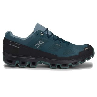 on Cloudventure Waterproof - wasserdichte Trailrunningschuhe Herren storm / cobble 44.5 / 10 UK